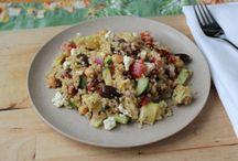Quinoa / Favourite Quinoa Recipes / by Wanda | Bakersbeans