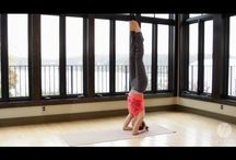 Yoga and fitness challenges