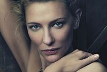 Cate Blanchett / by Martin Csontofalszki
