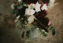 Tania + Brian / Flowers by Flowers in a Vase |  Woodend and wedding as featured on White Magazine