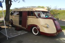 Vintage Campers & Trailers #3 / by Sherry Housley