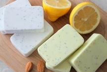 Zeep & zo / Recepten voor het zelf maken van zeep en andere badheerlijkheden.