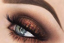 Make-up for gods