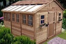 GARDEN HAUSES&SHEDS
