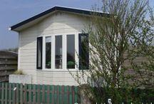 Kamperen in Noord Holland. / Luxe chalet te huur op camping Roompot Callessande bij Callantsoog. Op dit bord ook foto's van de omgeving. Dubbelklik op de foto van het chalet voor meer info.