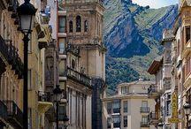 Streets of Spain / Streets, Alleys, Avenues, Stairs and Crossings / by Carlos Sathler