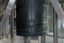 Tibetan and Lotus-shaped bells