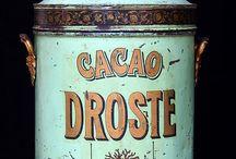 scatole di latta vintage