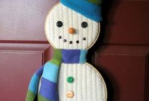 Winter/Snow/Snowmen/Snowflakes / Anything winter / by Ellen Lockhart {joyfulabundantlife.com/}