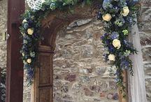Wedding Flowers Blodau Priodas Floristry