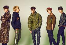 Imfact | K-pop Group / K-pop group Imfact