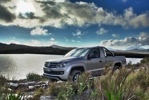 Volkswagen Amarok / Some shots from the Volkswagen Amarok we tested recently