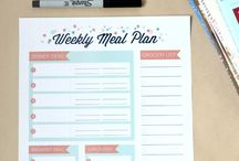 cooking and meal planning