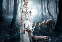 goddes of hunt, Diana / Artemis