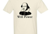 Shakespeare Merchandise / by NoSweatShakespeare