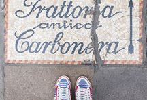 """// VENETIAN FLOORS // / Tourists in #Venice stroll around with their noses stuck up in the air, enraptured by the lavish buildings. But they are losing half of the show. FOLLOW the German photographer Sebastian Erras in """"Venetian Floors"""", an amazing project by pixartprinting.it . In this pics he wears #datesneakers."""