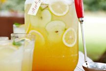 Drinks / by Shannon Wiggins