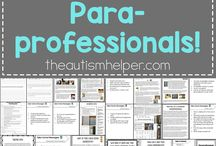 Para perfect / Resources for paraprofessionals