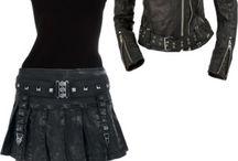 Kıyafet rock