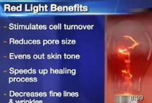 Red Light Therapy and Infrared