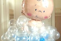 Balloons For Babies and Children / Balloon Decorations for Baby and Children Parties.