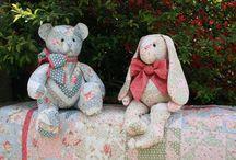 Bears and Bunnies, Oh My!