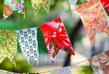 De slinger van de AvD / Thema textiel en carnaval