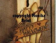 Halloween / Halloween crafts / by Lorna Clyde