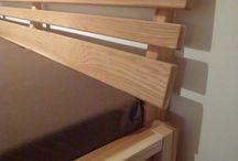 Truhlárna / Joiner's Art / Moderní ručně vyráběný nábytek z masivu / Modern handmade solid wood furniture