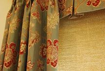 Curtain Ideas / by Melissa Uhlhorn