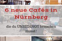 Essen & Trinken in Nürnberg / Bei Essen und Trinken gibt es die besten Restaurants, die gemütlichsten Cafés und die hippesten Bars in Nürnberg und ganz Franken.