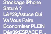 Espace iPhone
