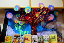 Library - Displays