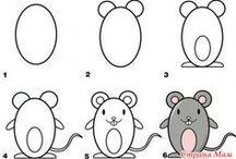 kinder illustratie leren