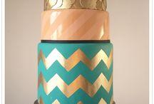 Pretty Cakes / by Tasha Price