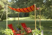 Outdoor canopy ideas