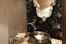 Bathrooms / by Nita Clements