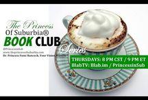 The Princess of Suburbia(R) Book Club Series