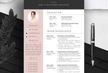 cv design architecture cv template / Cv design
