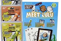 Meet Lulu Coloring Book
