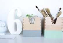 office/craft room inspiration