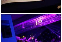 """Matrimonio Wadih e Myriam Photo Booth / Myriam e Wadih hanno scelto per il loro matrimonio la nostra versione Totem Photo Booth. Gli sposi, libanesi, hanno scelto di sposarsi in Italia facendo un tour di tre giorni tra Venezia, Treviso e Verona seguendo il programma organizzato dalla loro wedding planner con cui noi abbiamo organizzato l'allestimento del Photo Booth di matrimonio. Il totem Photo Booth di matrimonio è stato posizionato nella sala """"discoteca"""", scegliendo il muro rivestito in legno come parete di sfondo per gli scatti..."""
