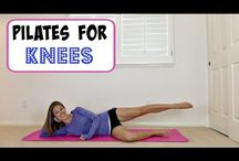 Pilates for knees