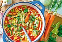 schlank Suppe