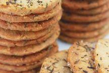 Biscuits salé