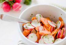 Veggies sides or main dish / by Dana Melanshek