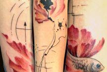 Adrink Tattoos / Mis creaciones..
