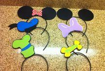 amigos de mickey mouse
