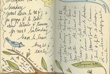Art journal/ creative task a day etc / by Audrey Troceen