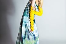 Yana Thal / fashion